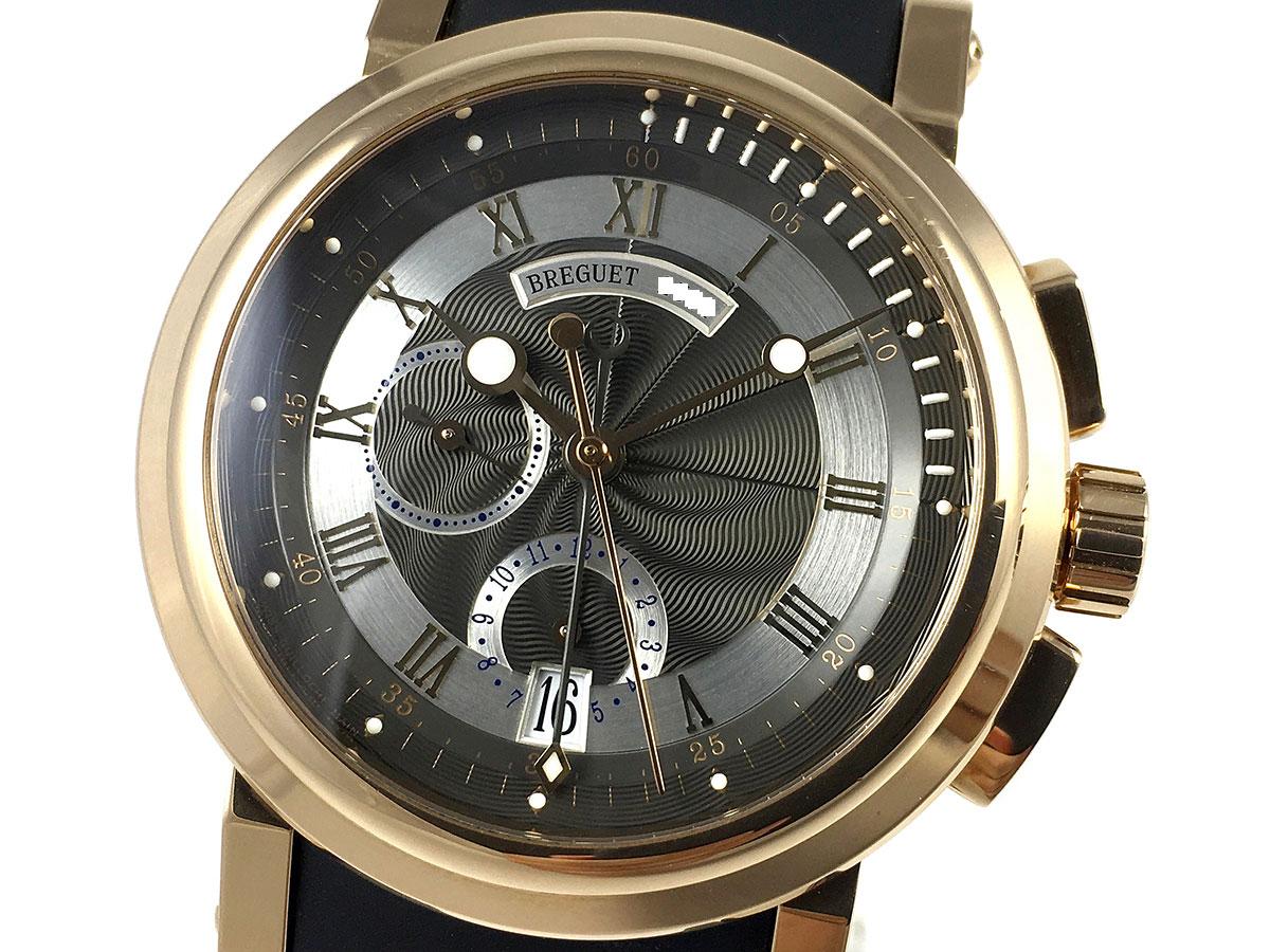 494b28dc90f8 RELOJ Breguet Marine 5827 Chronograph Rose Gold - compramos su reloj ...