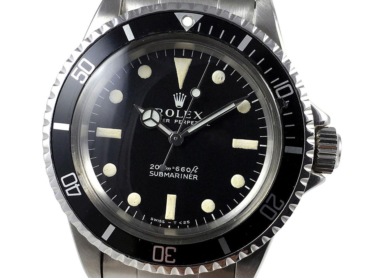 Reloj Rolex Submariner 5513 Meters First Compra Venta Relojes Vintage Rolex En Barcelona