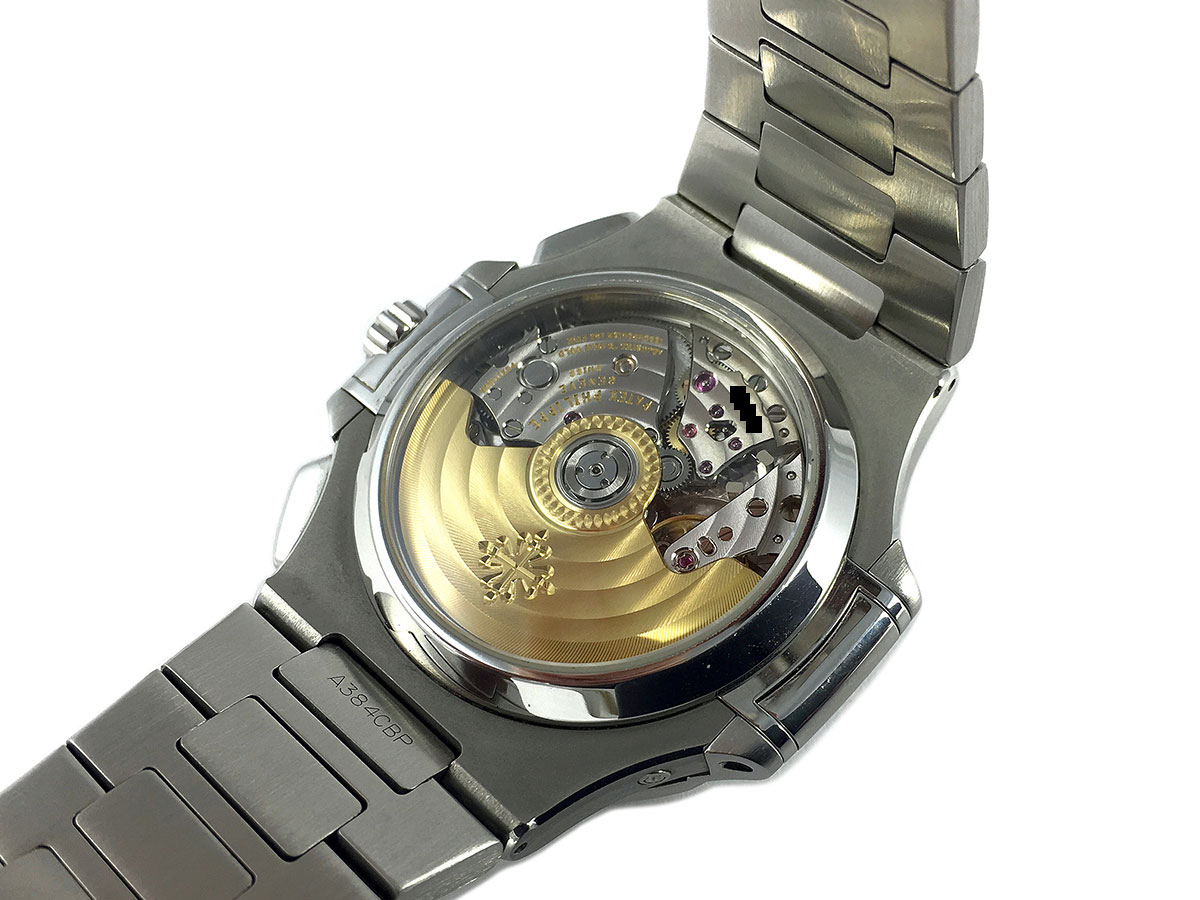 Reloj Patek Philippe Nautilus Chrono 5980 1a 001 Icone