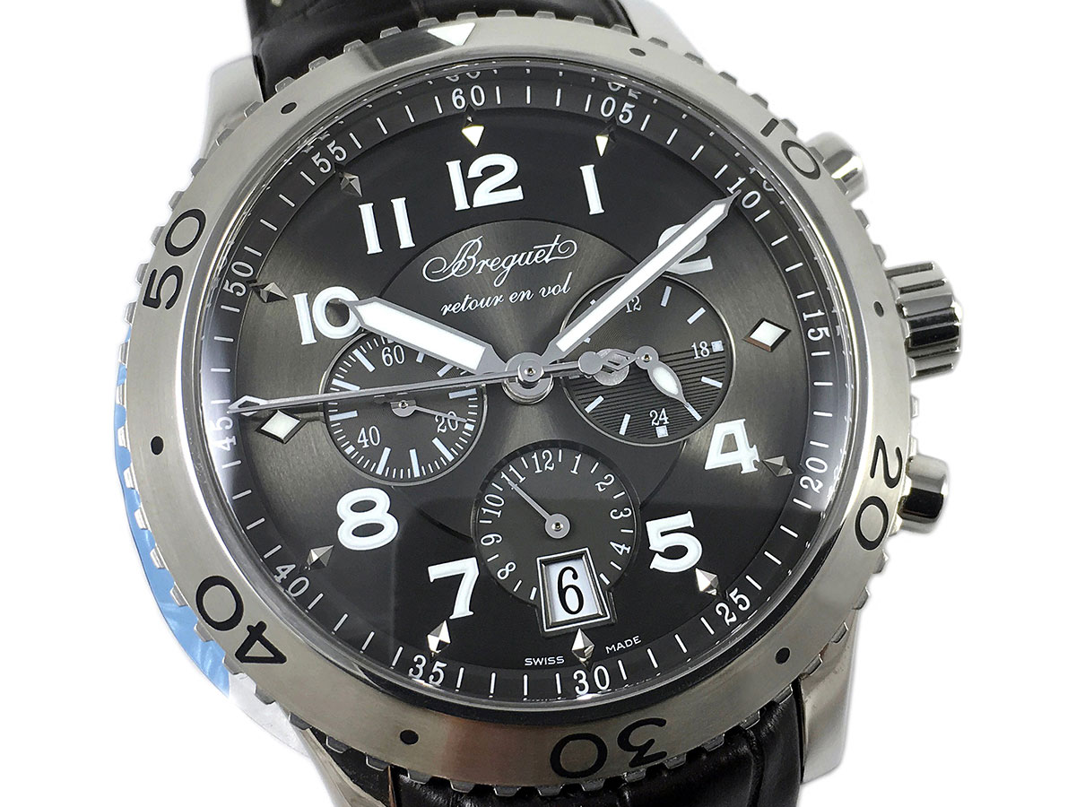 Reloj Breguet Type Xxi 3810st Flyback Icone Watches