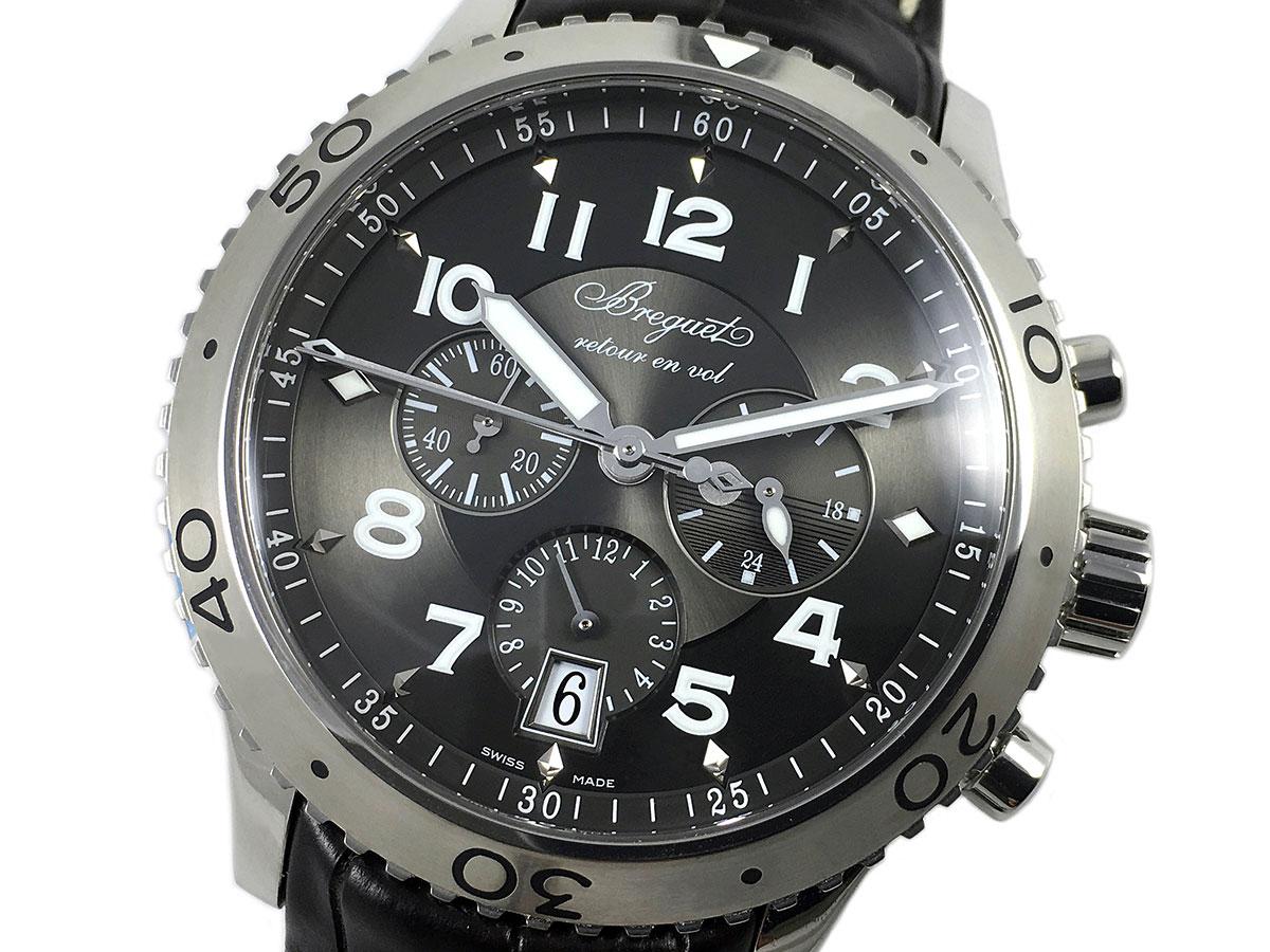 471961cd20e0 RELOJ Breguet Type XXI 3810ST Flyback - Icone Watches - Compra venta ...