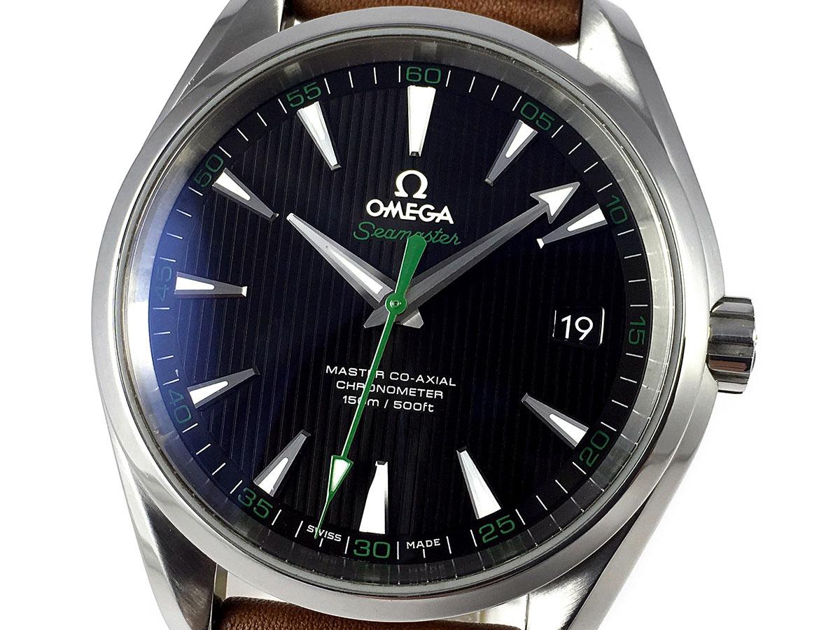 4b059f05a5cf RELOJ Omega Seamaster Aqua Terra - Edición Golf - Icone Watches ...
