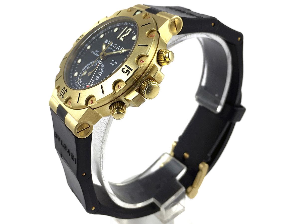 6ce1c853177 RELOJ Bulgari Diagono Scuba GMT 3 Time Zone - Icone Watches - Compra ...