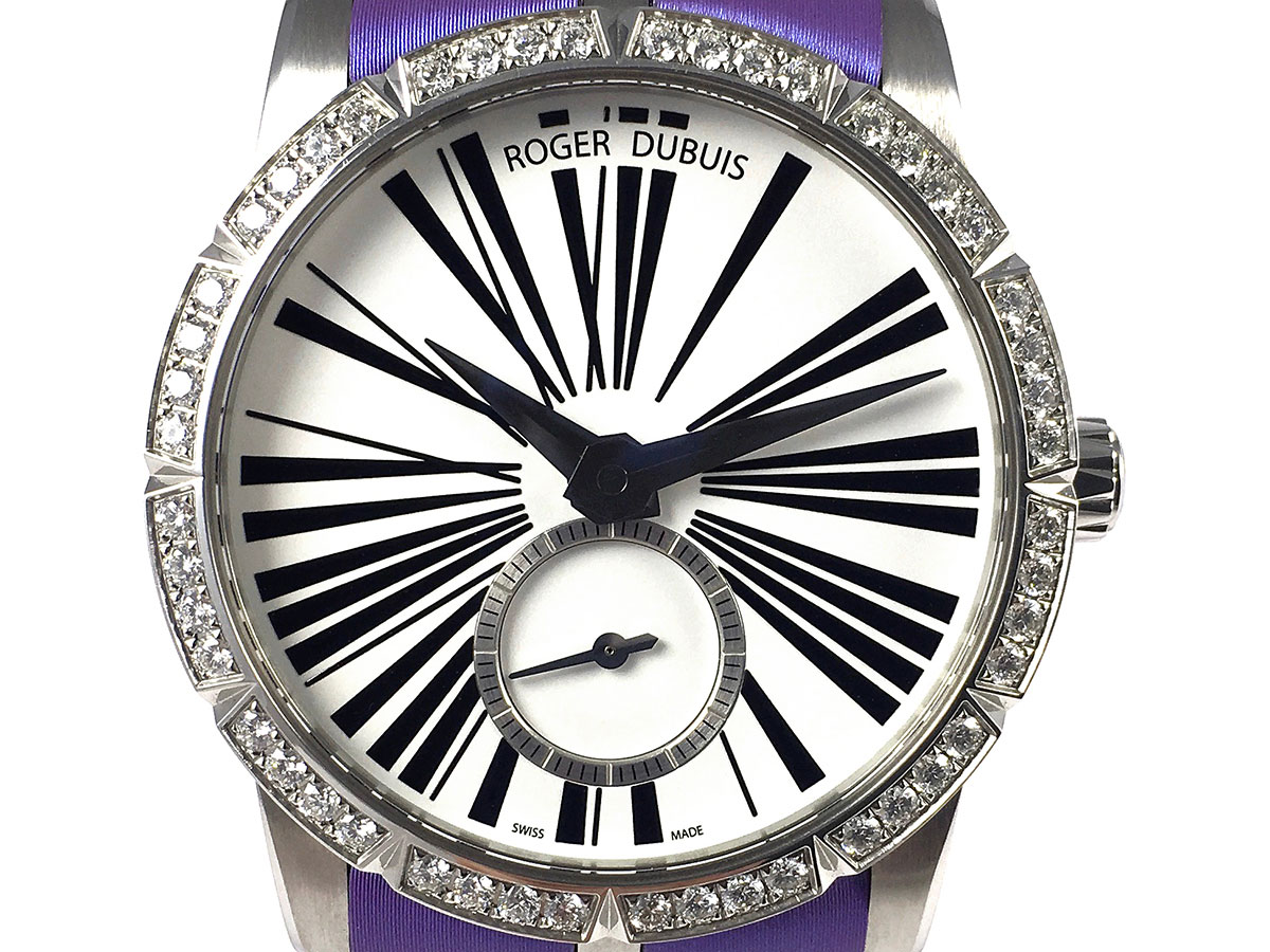 6869185f1 RELOJ Roger Dubuis Excalibur Diamond Bezel - Compraventa Relojes