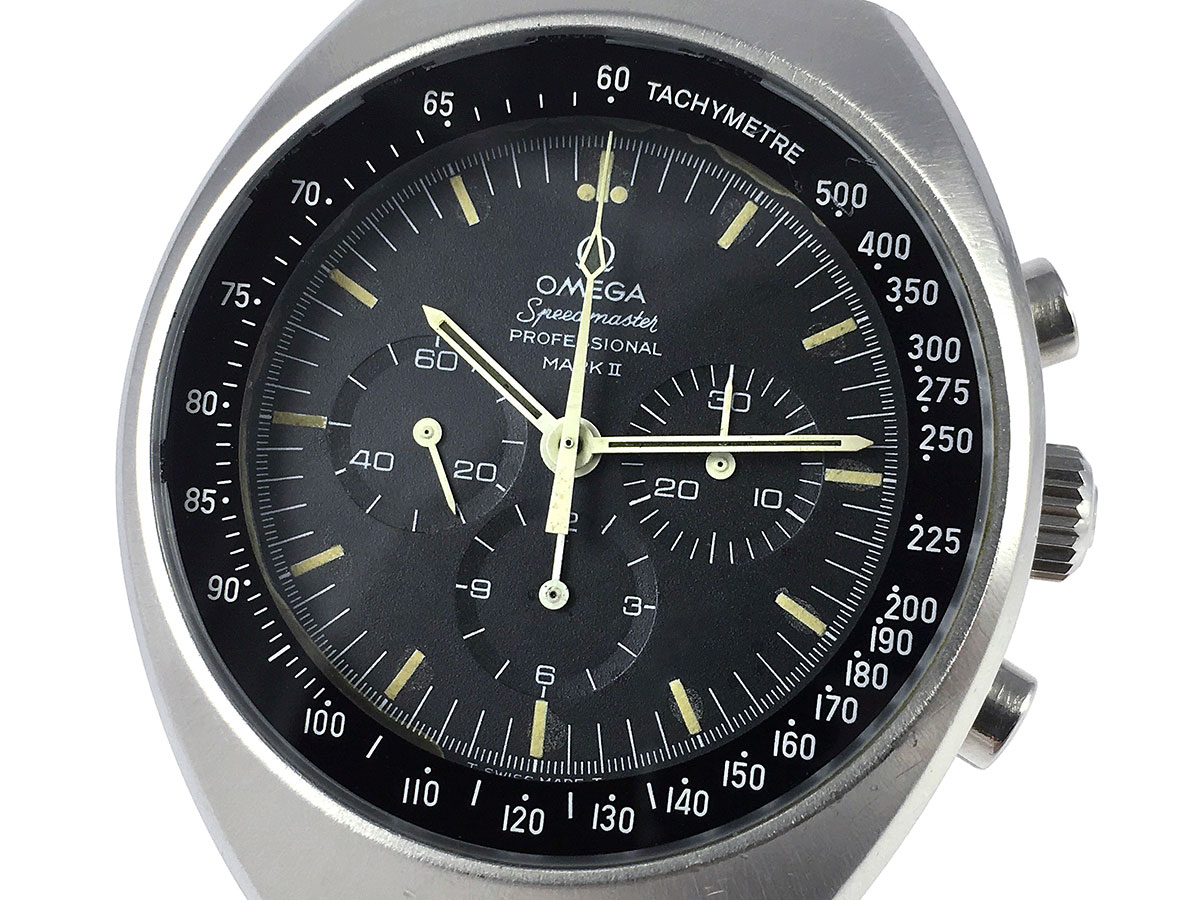 becc29682d9a RELOJ Omega Speedmaster Mark II - ST 145.014 - Icone Watches ...