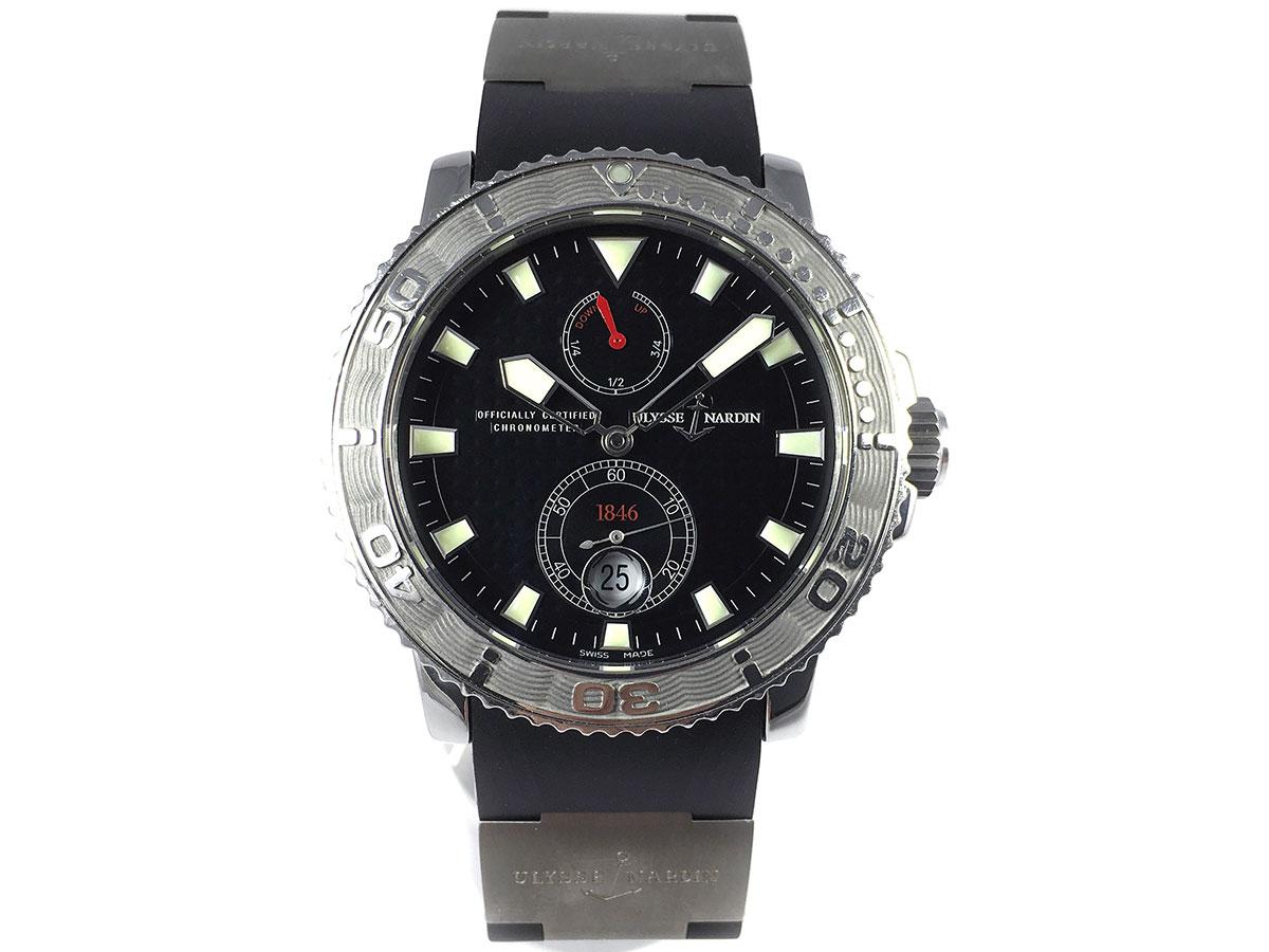 Reloj Ulysse Nardin Maxi Marine Ref 263 33 Icone
