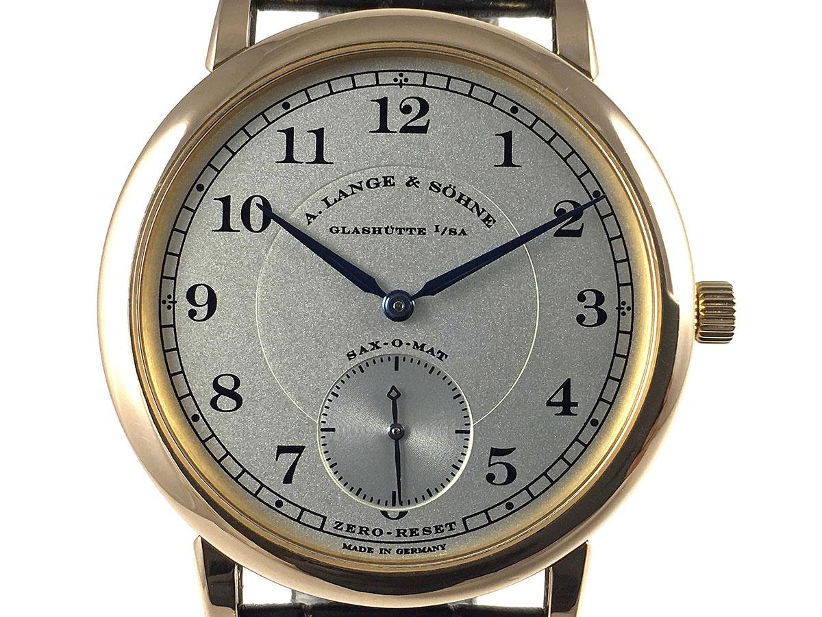 Reloj A Lange Amp S 246 Hne Sax O Mat Zero Reset Icone