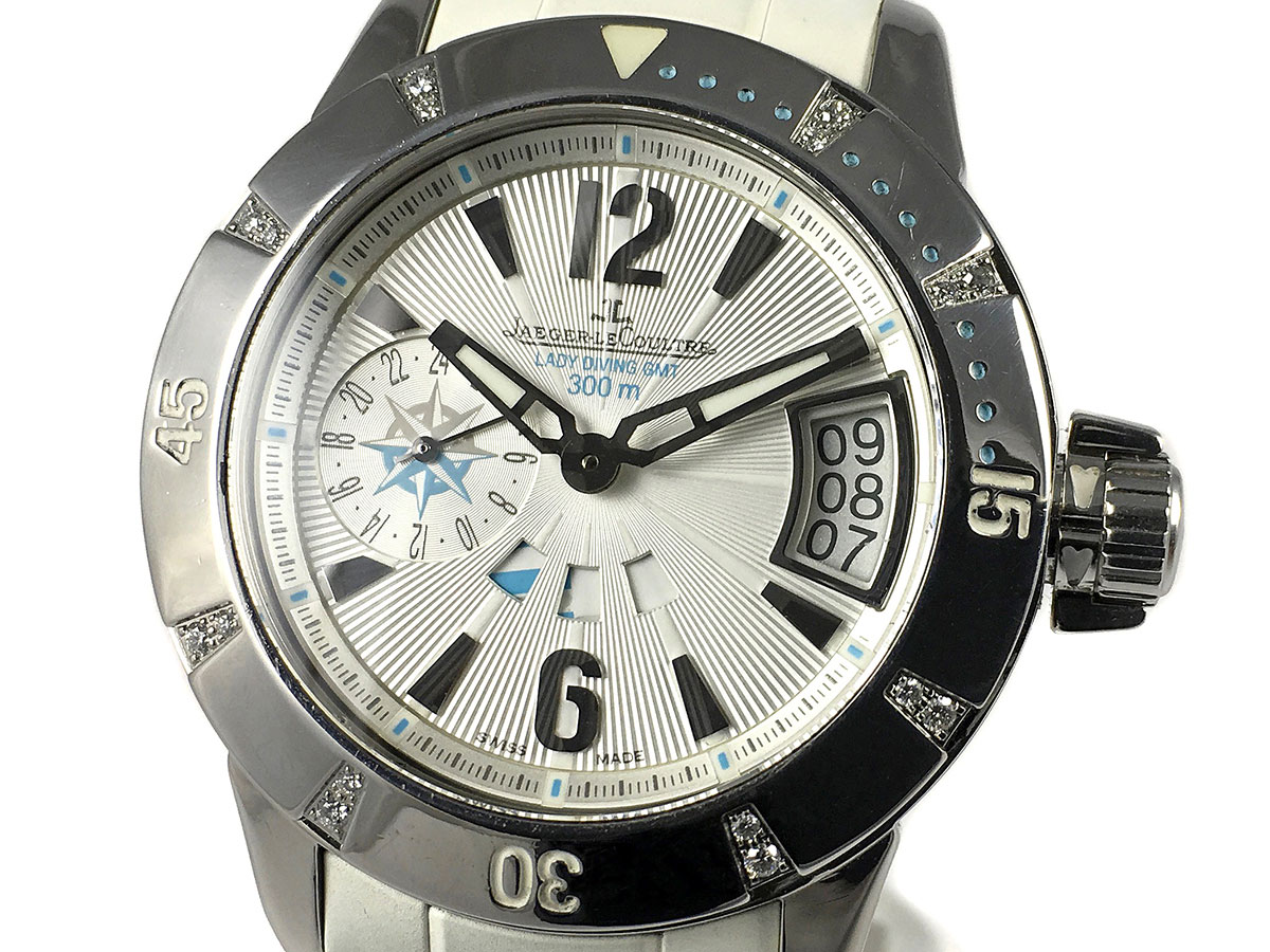 c4feb4f470fa RELOJ Jaeger LeCoultre Master Diving GMT - Icone Watches - Compra ...