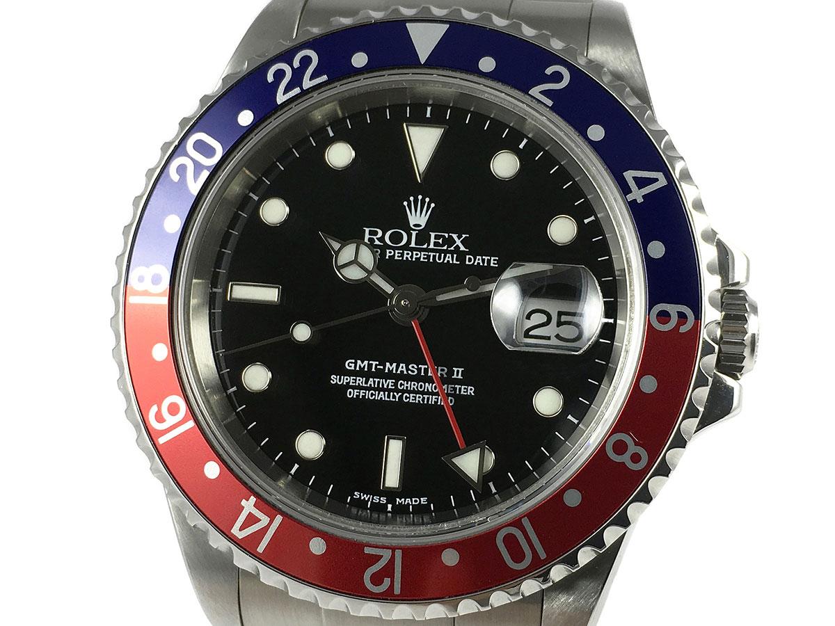 Master Ref16710 Rolex Icone Reloj Ii Compra Gmt Watches Venta rBdxoeC
