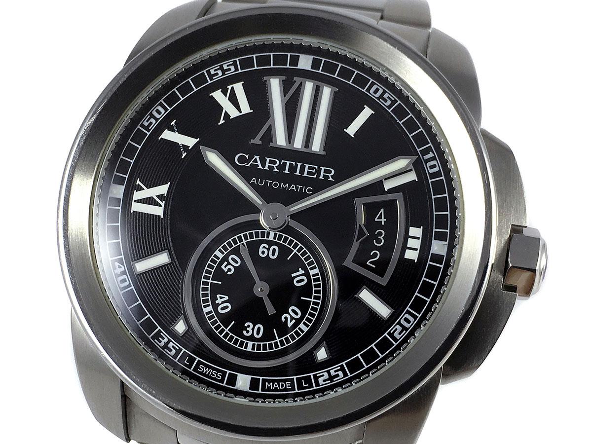 ffd3ffb9f3b3 RELOJ Cartier Calibre de Cartier ref. 3389 - Icone Watches - Compra ...