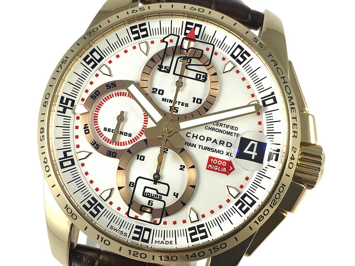 e8f58f453276 RELOJ Chopard Mille Miglia GT XL Rose Gold - Icone Watches - Compra ...