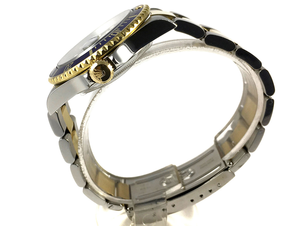82e8c936c5f RELOJ Rolex Submariner 16613 Blue Dial - Icone Watches - Compra ...