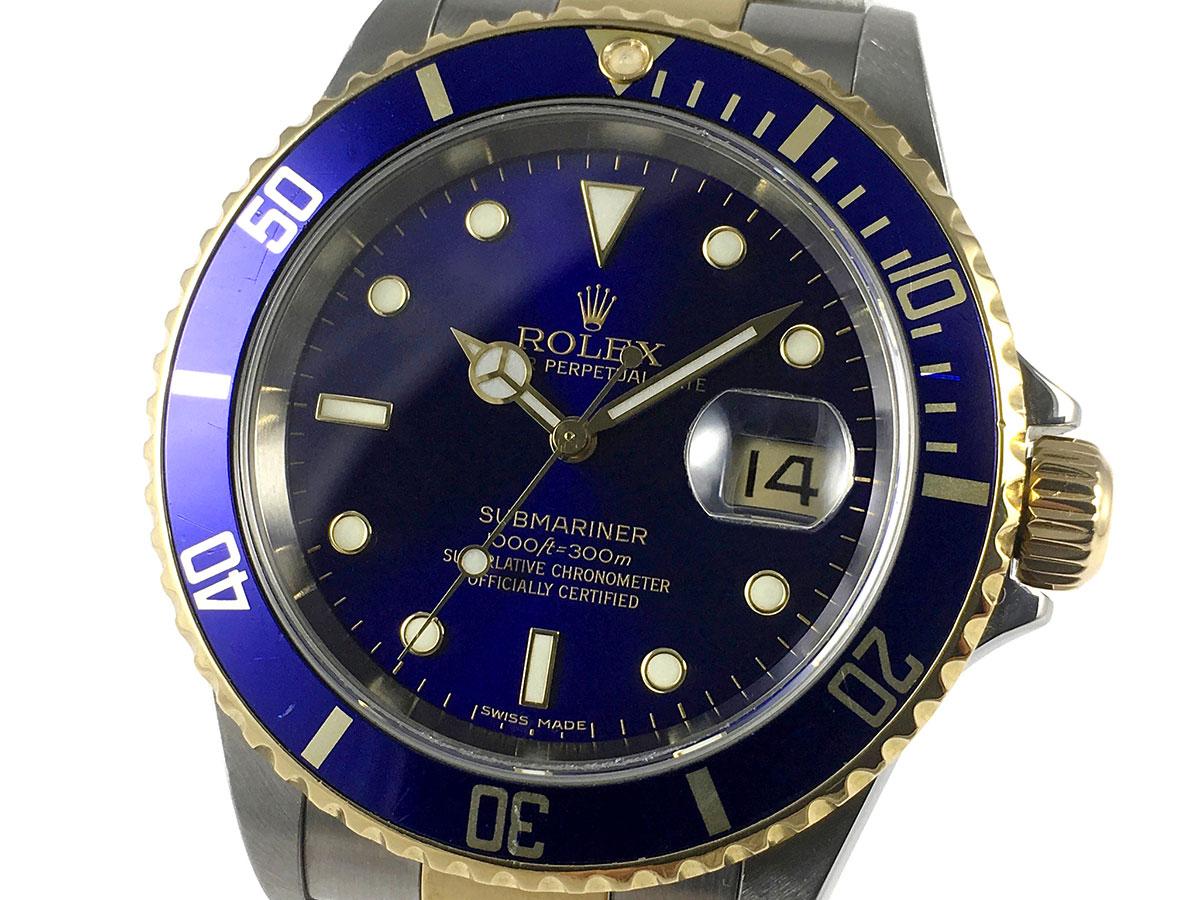72c18b2279a RELOJ Rolex Submariner 16613 Blue Dial. Inicio  RELOJ Rolex Submariner 16613  ...