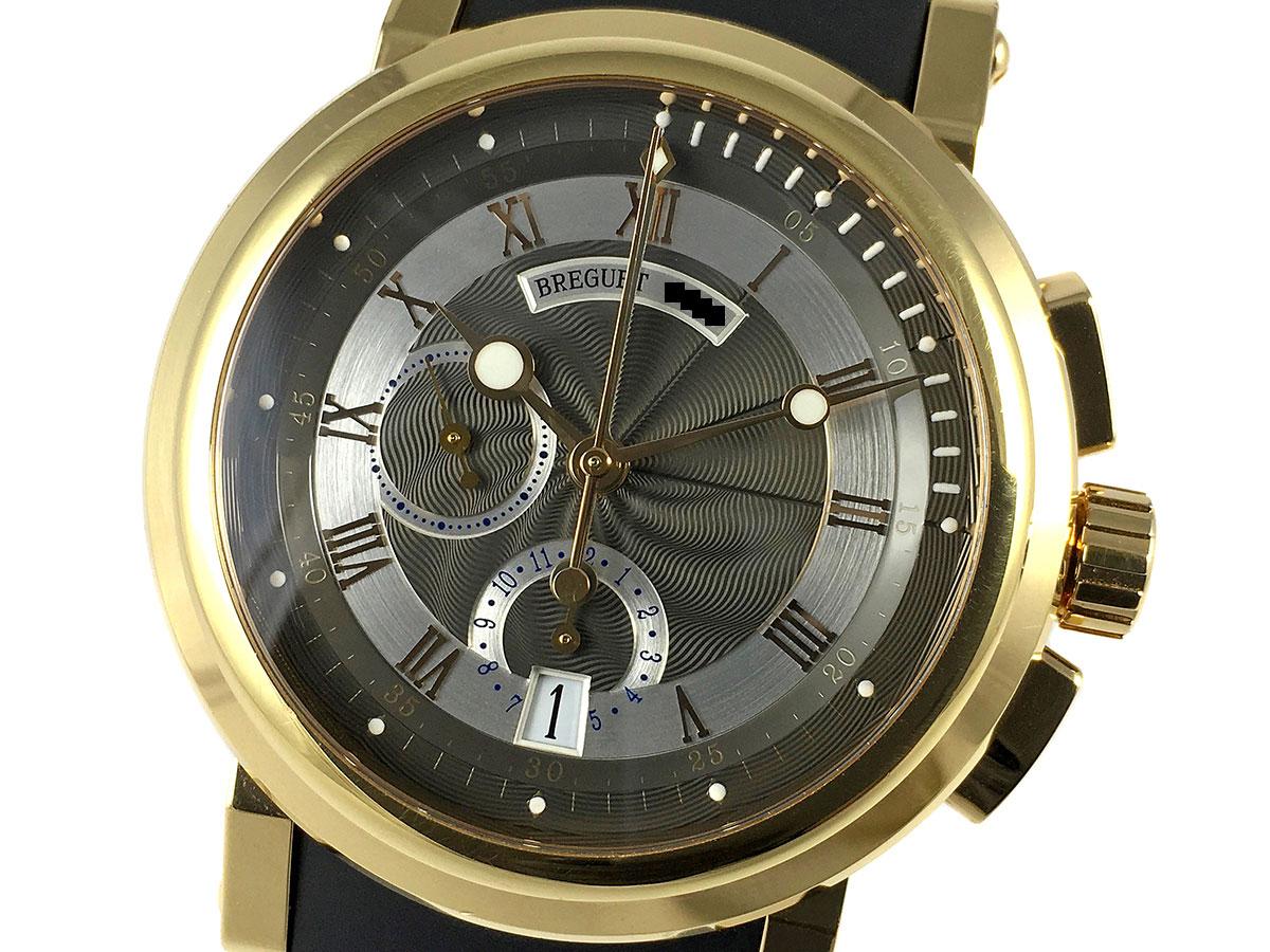 ea71b4c120e3 RELOJ Breguet Marine Chrono Rose Gold 5827BR - Icone Watches ...