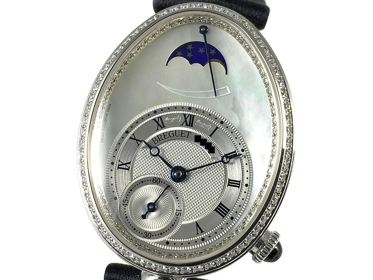 f94af29c44a9 RELOJ Breguet Reine de Naples 8908 White Gold - Icone Watches ...