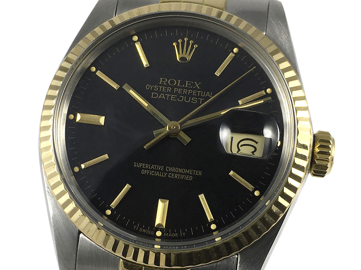 81272c80b00 RELOJ Rolex Oyster Perpetual Datejust 16013 - Icone Watches - Compra ...