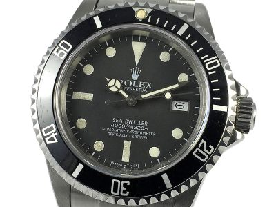 5b71d31914c4 RELOJ Rolex Sea-Dweller 16660 Triple Six