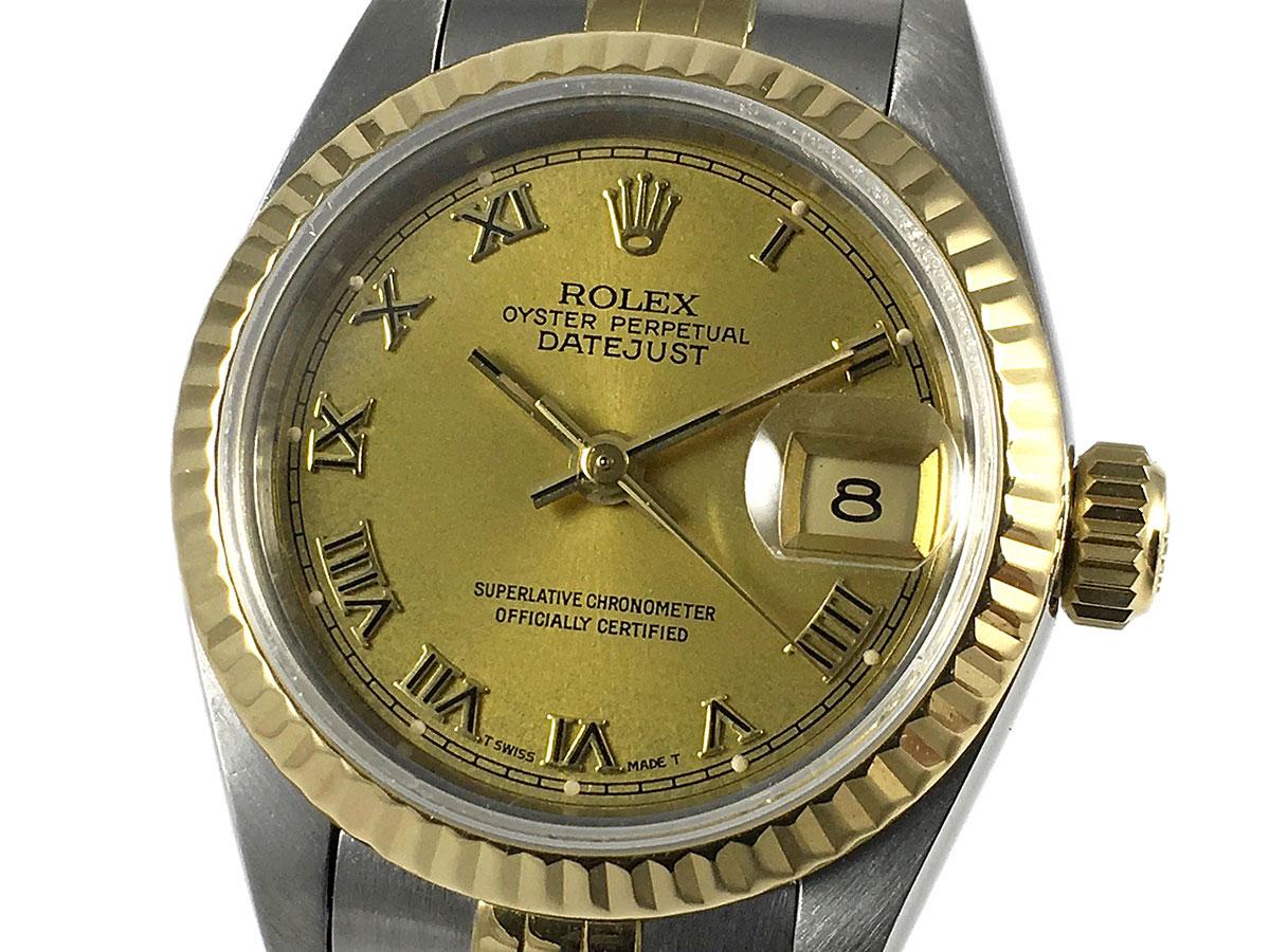 Reloj Rolex Oyster Perpetual Datejust 69173 Icone Watches Compra Venta De Relojes De Segunda Mano
